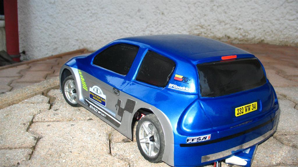 Kyosho Zx5 Clio 2.1 Zx5clio