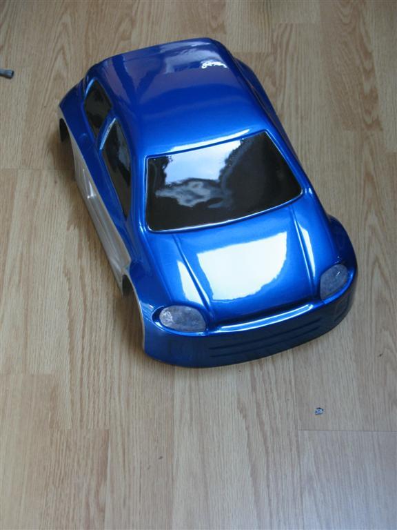 Kyosho Zx5 Clio 2.1 Zx5clio2